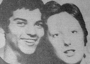 Pasquale Gentilcore and Stefania Pettini, victims of the second double murder attributed to the Monster of Florence, killed on 14 september 1974.