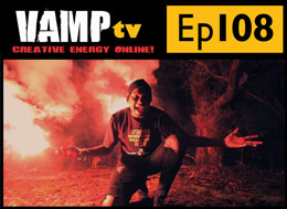 Episode 108 Series 8 VAMPtv