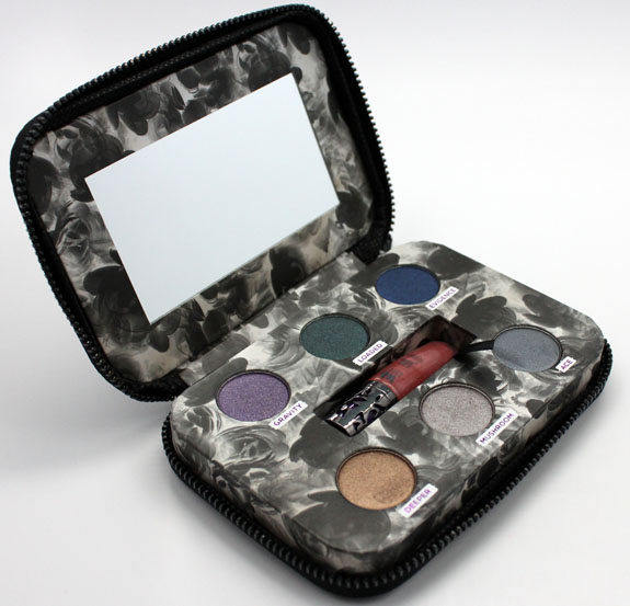 Urban Decay Dangerous Palette 2 Urban Decay Feminine, Dangerous & Fun Palettes for Holiday 2012 Swatches & Photos