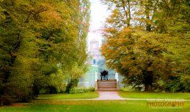 2015 Herbst-Impressionen @ Schlossgarten Schwetzingen Aufgenomm