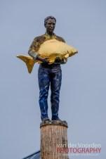 Der Mann mit dem goldenen Fisch