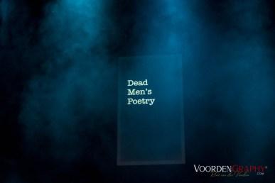 2016 Dead Men´s Poetry @ Capitol Mannheim