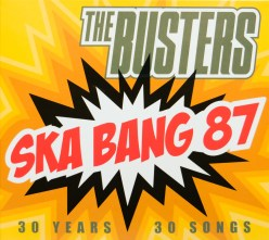"2017 Cover-Shooting für neue CD ""The Busters - Ska Bang 87"""