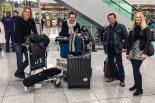 Quadro Nuevo @ Munich Airport