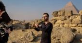 Gizeh Pyramiden. Videoclip & Besichtigung