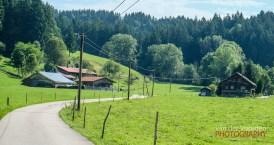 Am Bodensee-Königsee-Radweg