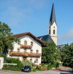 Kirche in Rohrdorf