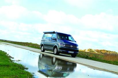 Volkswagen Transporter T6 California Ocean