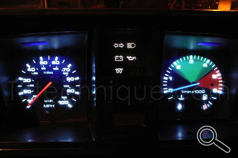 Plasma Gauges Upgrade Vanagon Hacks Amp Mods