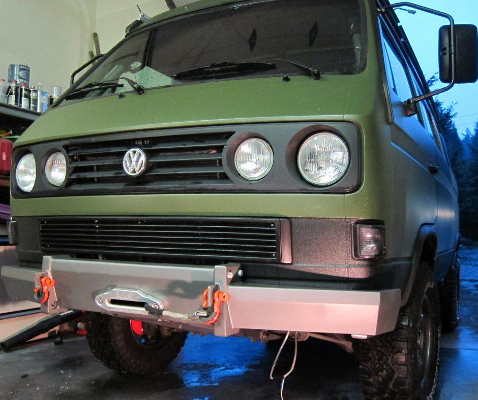 Volkswagen Westfalia Parts Camper