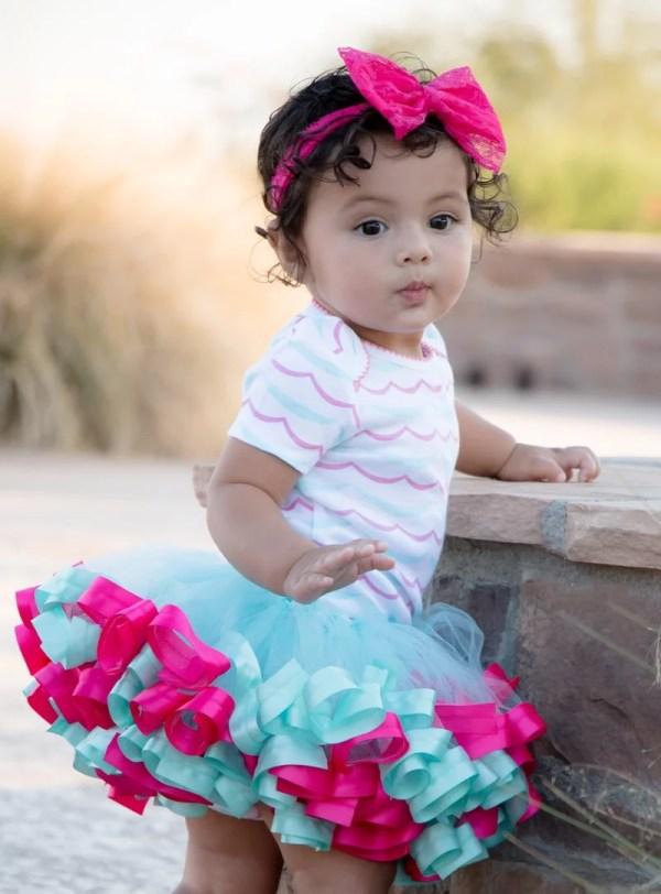 1st birthday outfit tutu