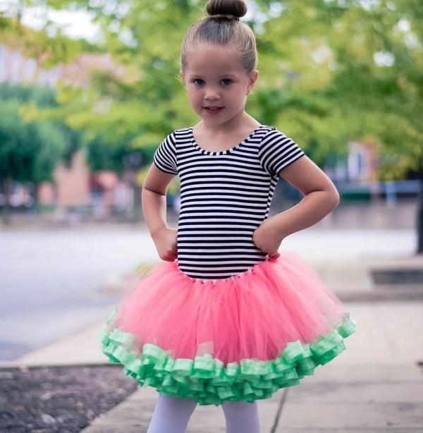 2nd birthday tutu dress