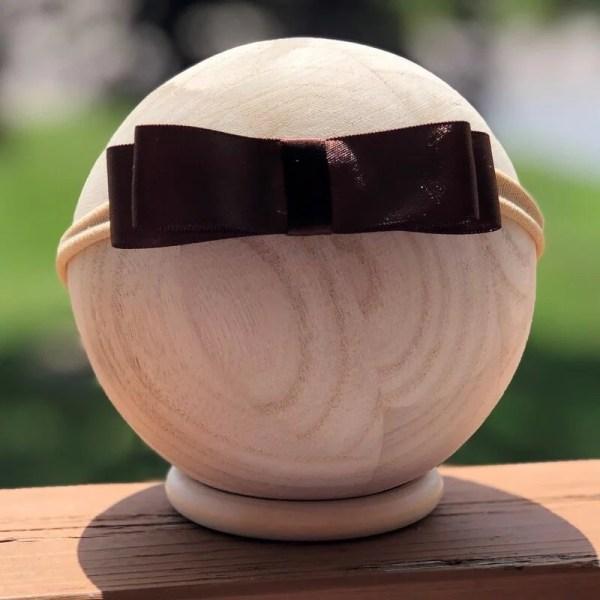 bow headband for newborn