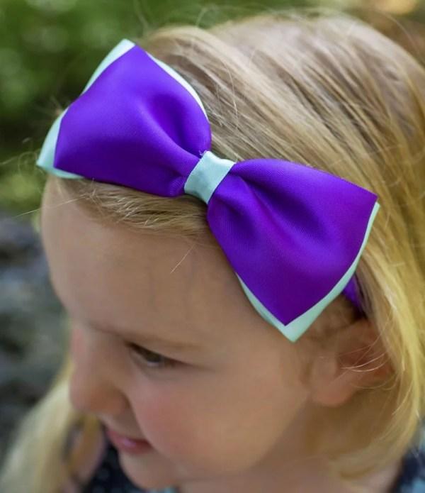 mermaid headband toddler