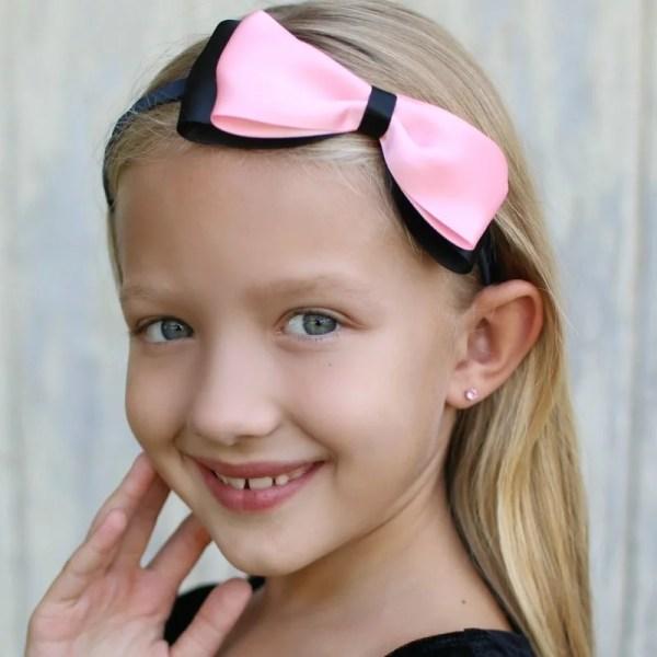 toddler bow headbands
