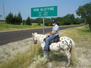 Van Alstyne,TX Population