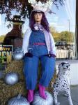 Steel Magnolia Scarecrow - Van Alstyne,TX