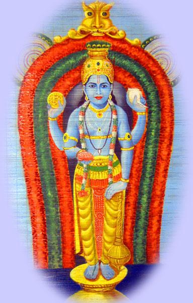 Lord Guruvayoorappan