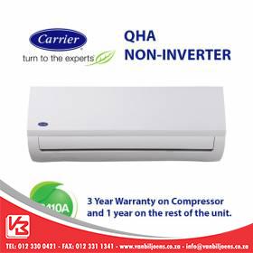 CARRIER QHA NON-INVERTER
