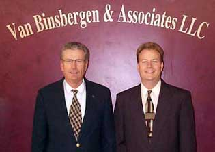 Scott & Gene VanBinsbergen
