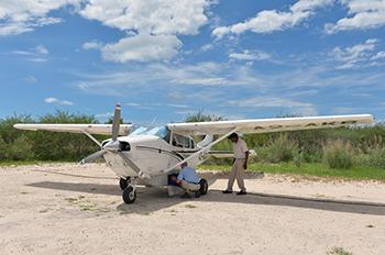 Botswana safari's -okavango
