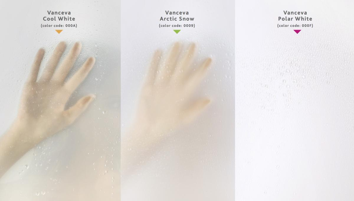 The Vanceva White Collection Vanceva Color Studio