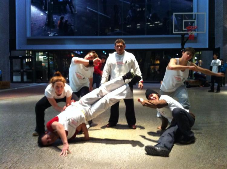 Capoeira for your Vancouver Wedding Venues