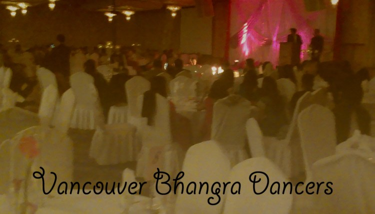 Vancouver Bhangra Dancers BC