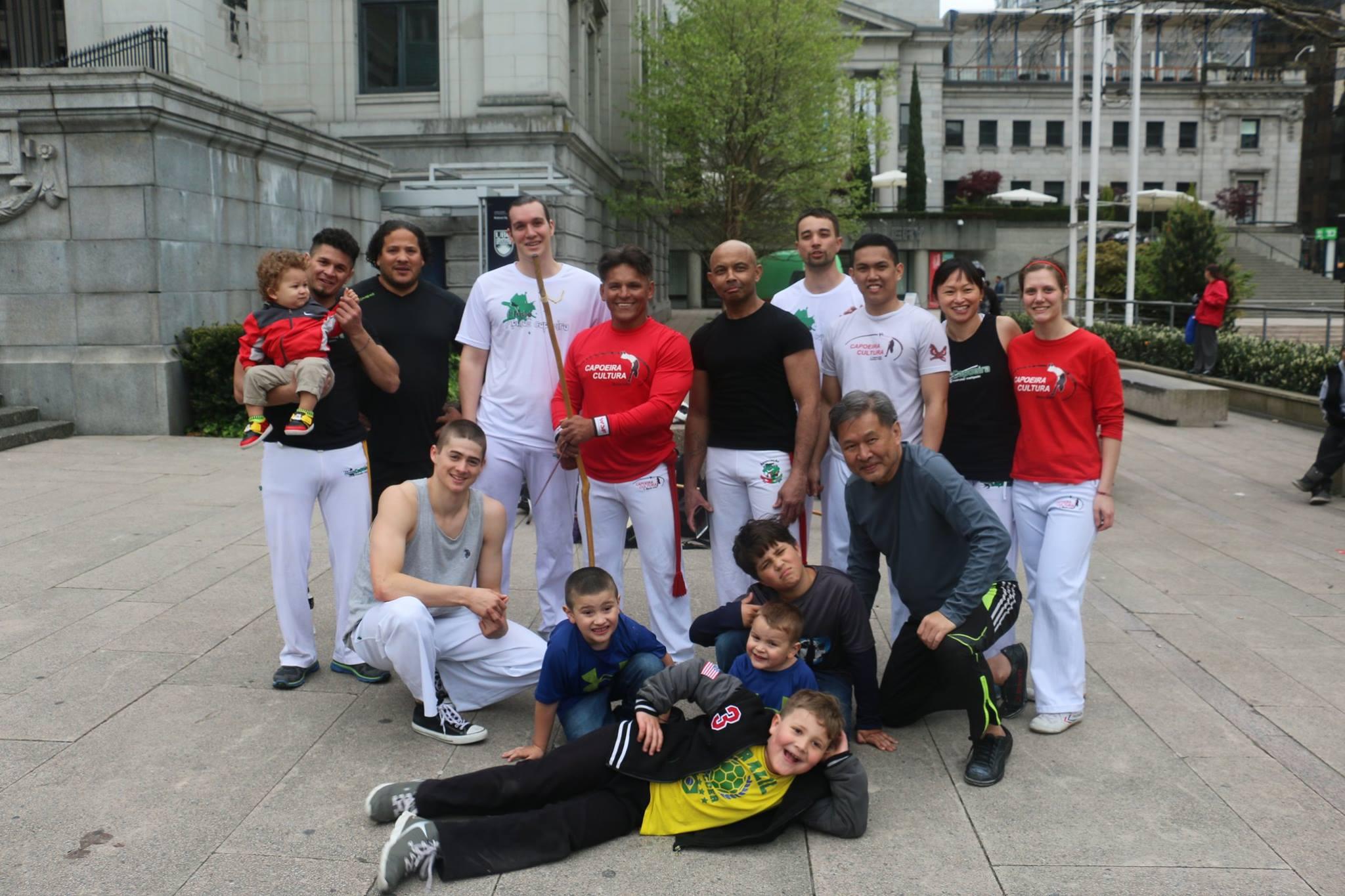vancouver capoeira