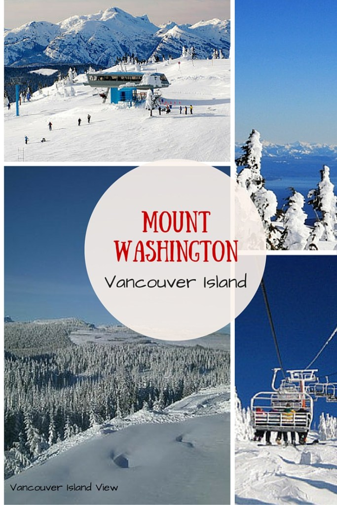 Are you looking for a great place for your family to ski this winter? Head to Mount Washington on Vancouver Island.