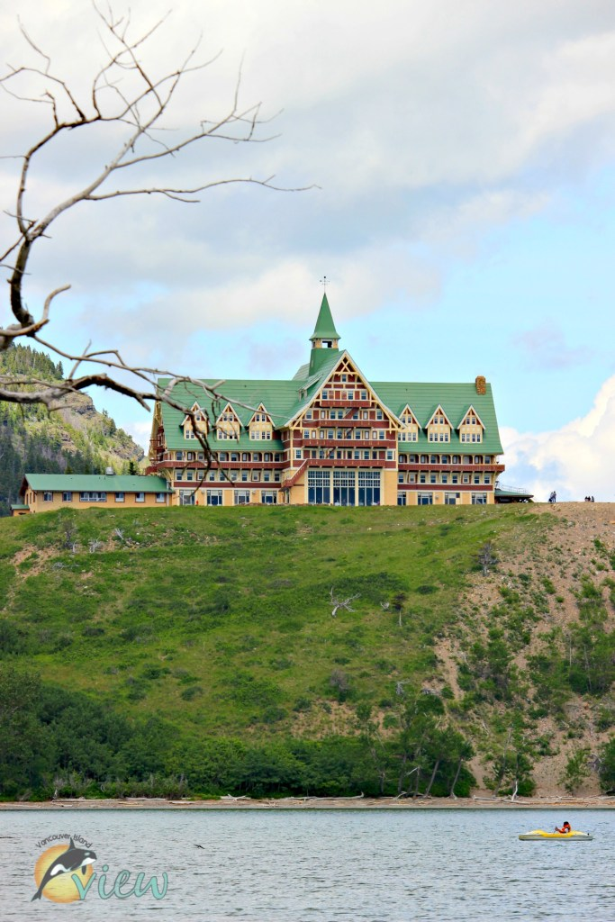 The rugged natural beauty, jaw-dropping landscapes, and abundance of wild life makes Waterton National Park one of the most beautiful places to see in Canada.