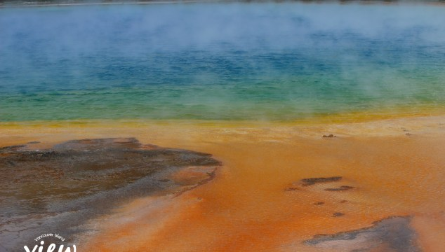 Grand Prismatic Spring - Yellowstone National Park highlights, and tips and tricks on making the most of your trip.