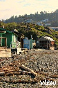 Shack Island - one of the many hidden gems of Vancouver Island.