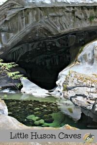Little Huson Caves Regional Park