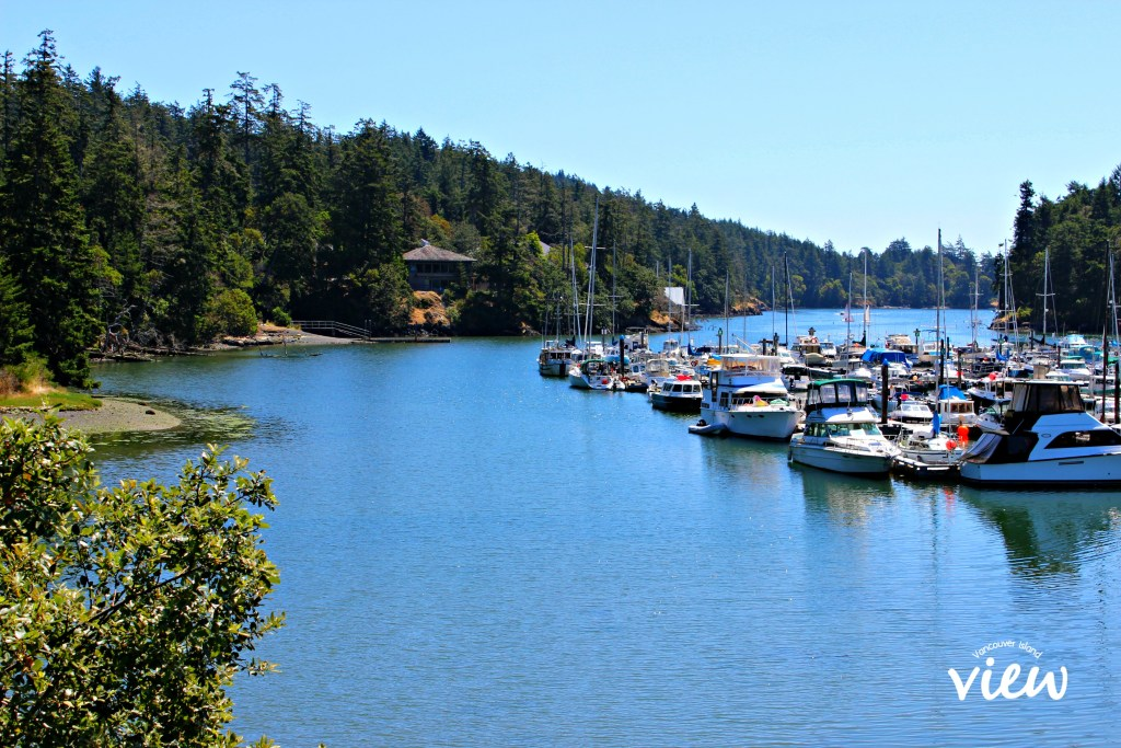 If you are looking for a great campground near Victoria, Pedder Bay RV Resort and Marina doesn't disappoint!