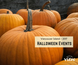Vancouver Island Halloween Activities and Events