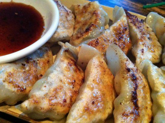 Vancouver restaurant Gyoza King