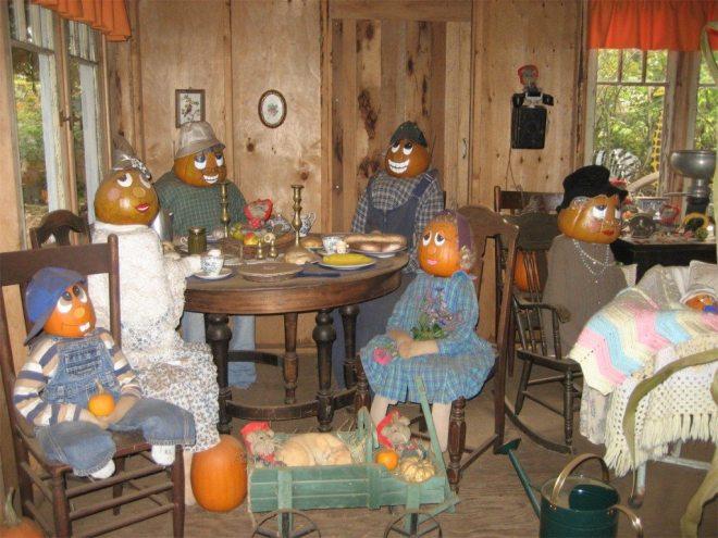 laity pumpkin patch