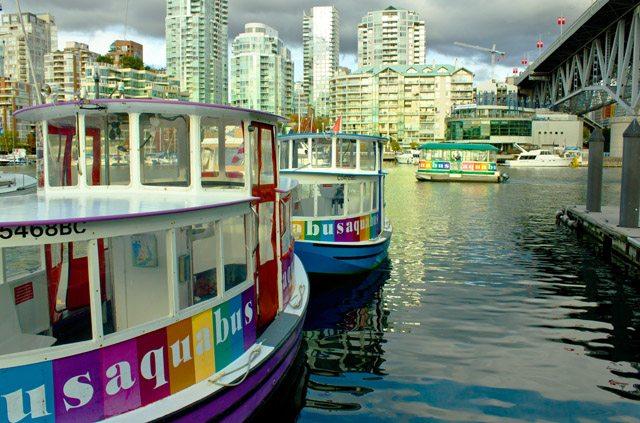Featured Vancouver Mom, Aquabus