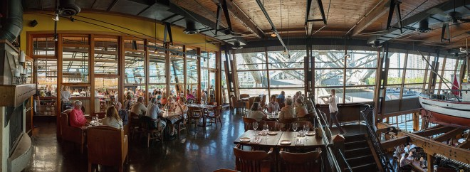 Great date night spots in Vancouver - The Sandbar