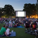 outdoor movies in Vancouver