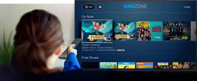 bluesky tv kidszone