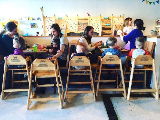 Top 50 kid-friendly restaurants in Vancouver