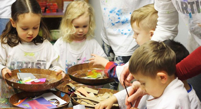 kids summer camps 2017, arts umbrella