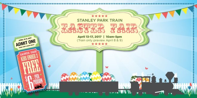 Easter Events Vancouver Mom