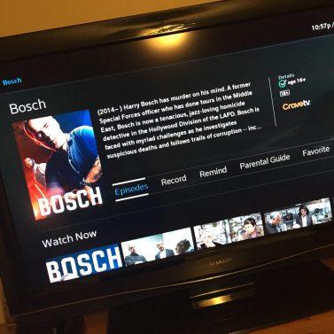 bosch bluesky tv