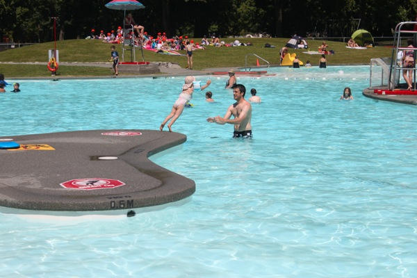 Top Outdoor Pools in Vancouver
