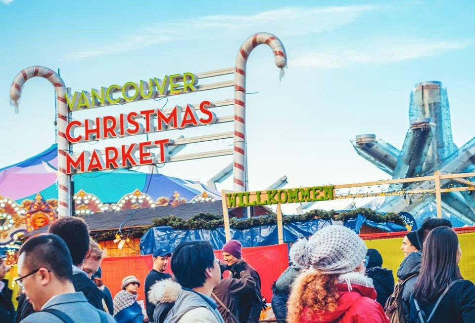 Vancouver Christmas Market 2018.Vancouver Christmas Market 2018 Vancouver Mom