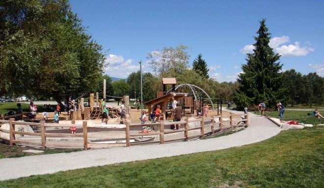 Trout Lake Playground