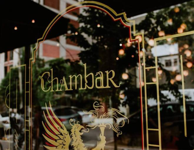 Featured Vancouver Mom, Chambar